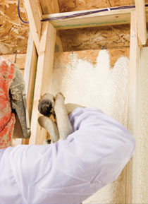 Montreal Spray Foam Insulation Services and Benefits