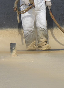 Montreal Spray Foam Roofing Systems